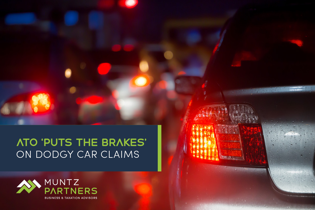 ATO puts the breaks on dodgy car claims