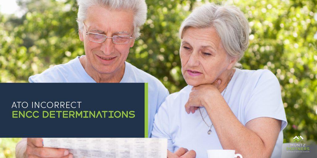 ATO Guidance Regarding Incorrect ENCC Determinations   Muntz Partners