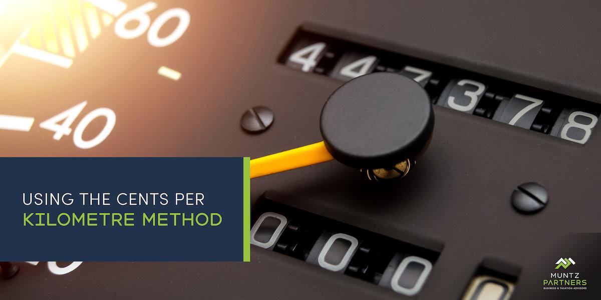 Using the cents per kilometre method   Muntz Partners