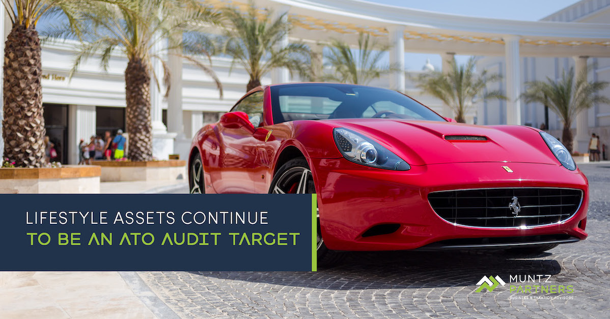 Lifestyle assets continue to be an ATO audit target | Muntz Partners