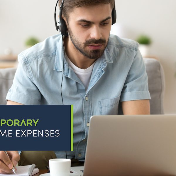 Claiming temporary work from home expenses | Muntz Partners