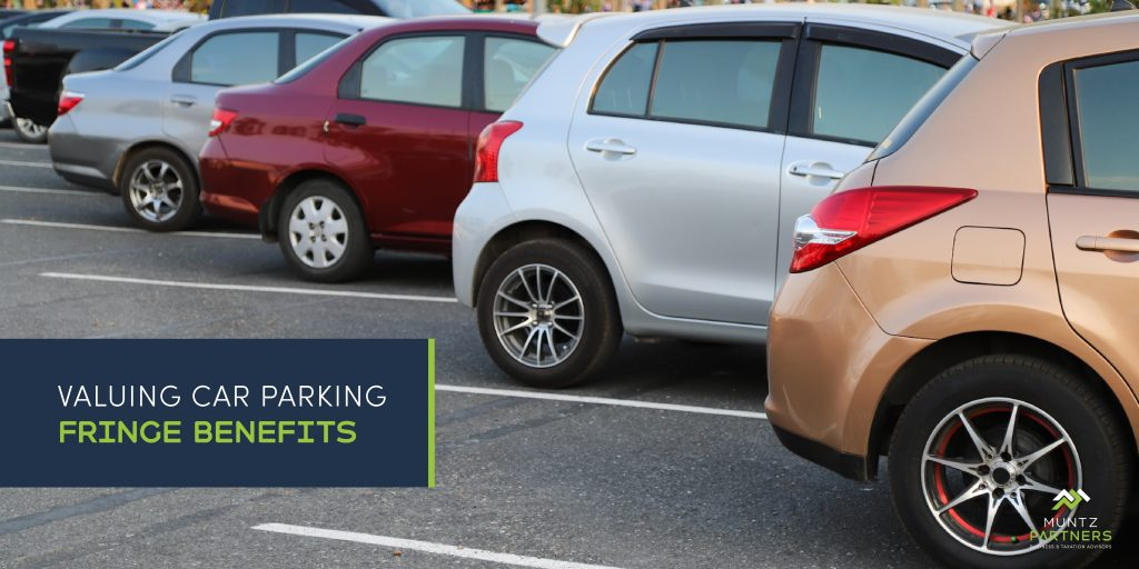 Valuing car parking fringe benefits