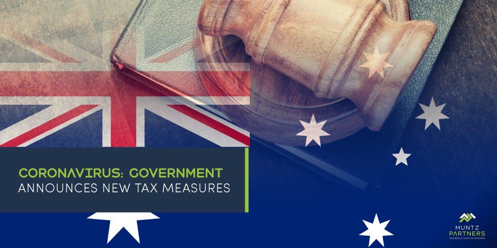 Coronavirus: Government announces new tax measures | Muntz Partners