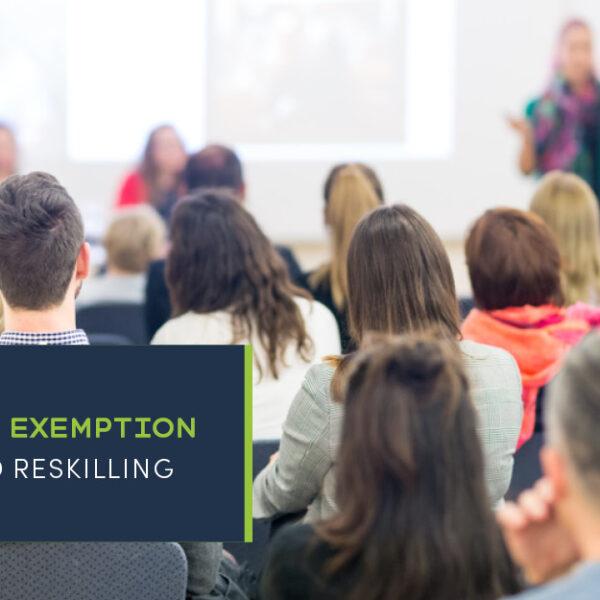 Proposed FBT exemption - retraining and reskilling   Muntz Partners