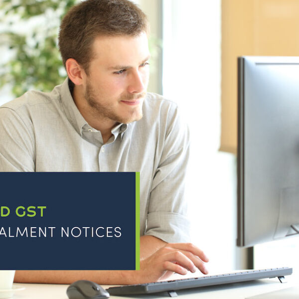 Paper PAYG and GST quarterly instalment notices | Muntz Partners